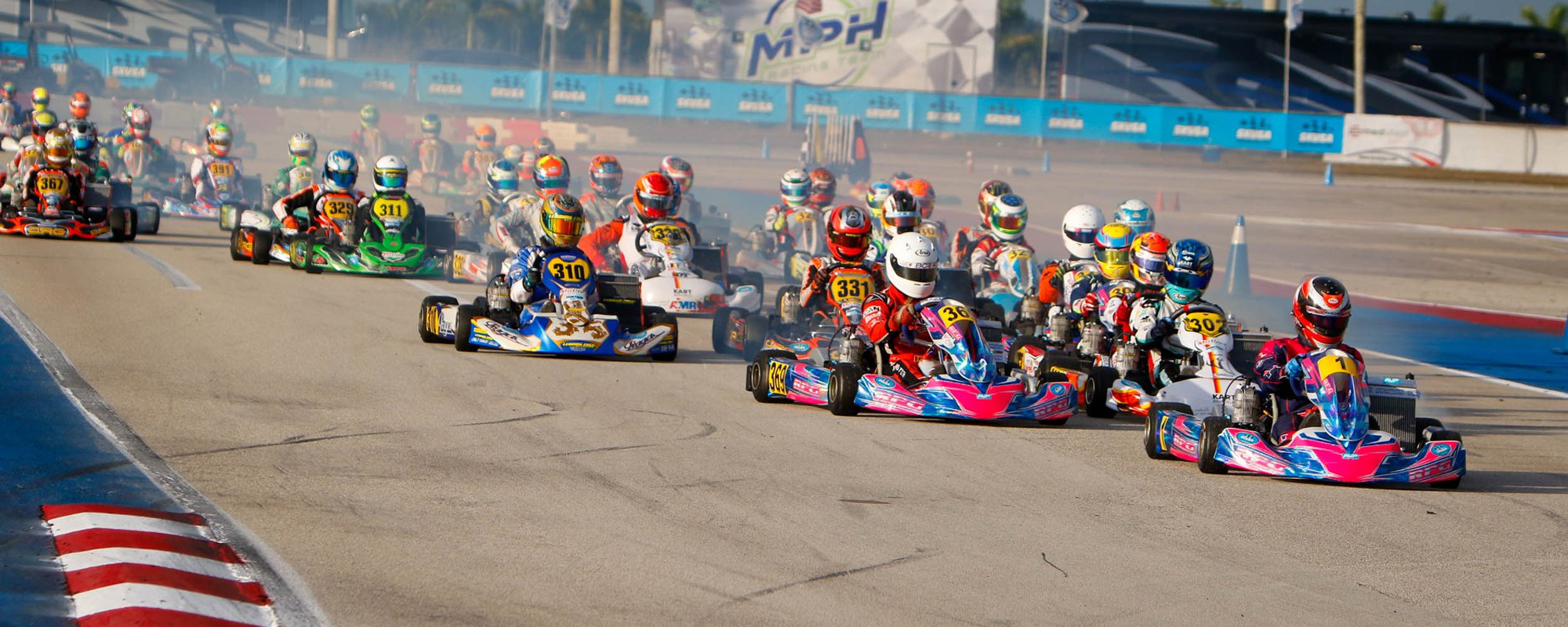December 15 | Karting Challenge by MG Rd. 10